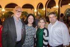 Humberto e Luzilandia Lima, Vanessa e Mário Queirós (3)
