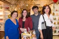 Júlia Philomeno, Nicole Barbosa, Eduardo Calls e Monique Gentil (2)