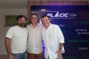 Jocélio Leal, Jose Carlos Gama e Ricardo Bezerra