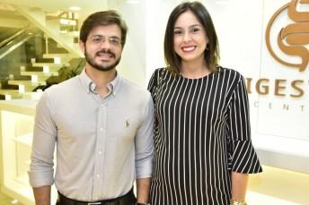 Jonatas e Irene Lopes