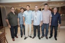 Jorge Romcy, Wagner Teixeira, Marcus Medeiros, Kalil Otoch, Joao de Sa e Ricardo Mendes (7)