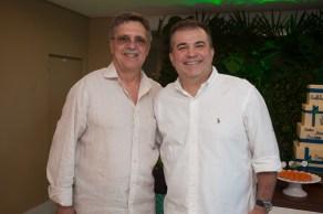 Jose Carlos Gama e Ricardo Bezerra