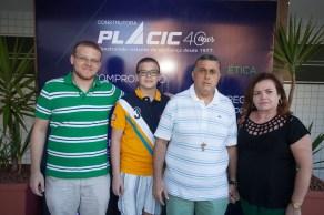 Jose Cleber, Manoel Vitor, Jose Cleber e Norbelia Cunha