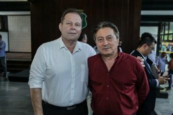 Julio Ventura e Euvaldo Bringel
