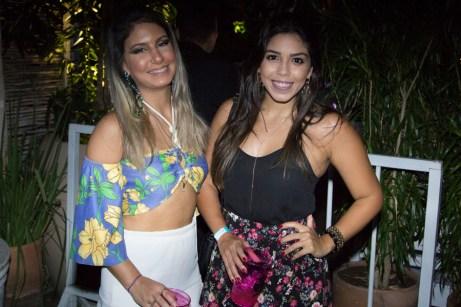Kis Andrade e Isabela Bezerra