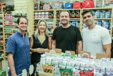 Marcelo Miranda, Carmen Rangel, Adriano Nogueira e Junior Fernandes (2)