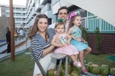 Marina, Gama Filho e Filhas