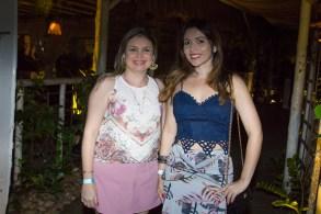 Nadla Felício e Kelly Carvalho (2)