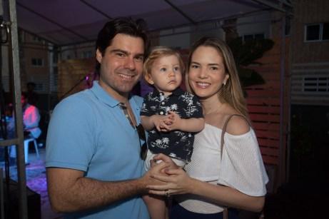 Rafael, Rafael e Ticiana Boris