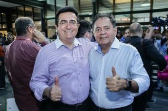 Ricardo Macedo e Quitino Vieira