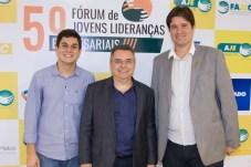 Romualdo Neto, Valdemar Barros e Fernando Laureano (3)