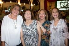 Stella Rolim, Núbia Cavalcante, Ana Maria Pessoa e Ângela Cunha (1)