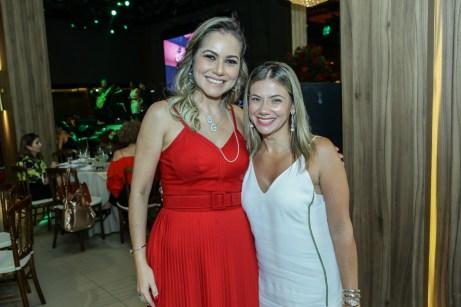 Talyzie Mihaliuc e Adriana Queiros (2)