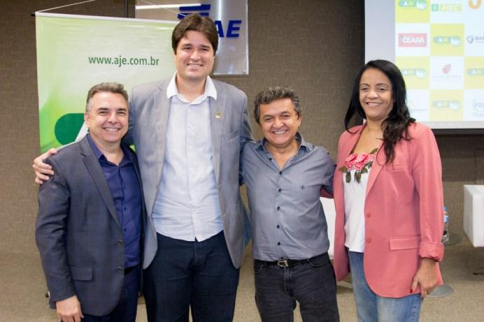 Valdemar Barros, Fernando Laureano, Cícero Penha e Marinele Carvalho (2)-2