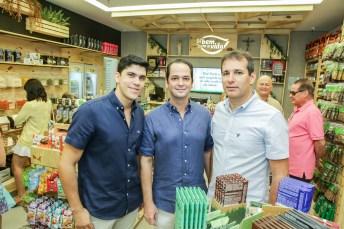 Victor Montenegro, Marcelo Miranda e Roger Pouchain (1)