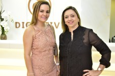Vládia Gomes e Patricia Moreira