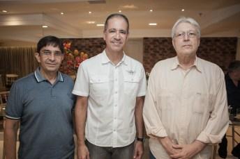 Wagner Teixeira, Regis Medeiros e Abel de Castro (2)