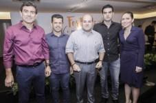 Alexandre Pereira, Erick Vasconcelos, Roberto Claudio, Rodrigo Nogueira e Agueda Muniz (1)