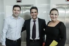 Alexandro Oliveira , Raul Amaral e Patricia Macedo (2)