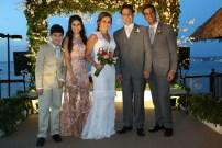 Bernardo, Lize e Ivana Bezerra, Alexandre e Pedro Rangel (1)