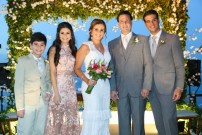 Bernardo, Lize e Ivana Bezerra, Alexandre e Pedro Rangel (2)