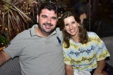 Eduardo e Fabiana Bacarin