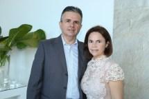 Elano e June Borges