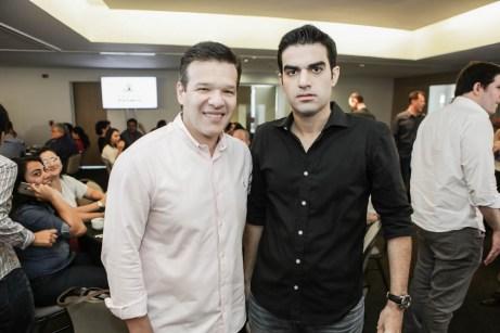 Ferrucio Feitosa e Rodrigo Nogueira (2)