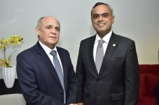 Gledson Pontes e Marcelo Mota