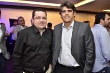 Gledson e Carlos Oliveira