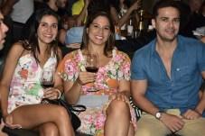 Jessica Rodrigues, Michele Morães e Germano Carvalho