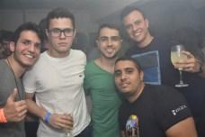 Luid Diogenis, Marcelo Feitosa, Henrique Medeiros, Afranio Ximenes e Victor Lima