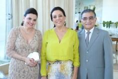 Luiziane Esteves, Moema e Suetonio Mota