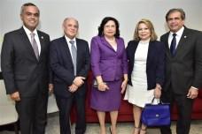 Marcelo Mota, Gledson Pontes, Nailde Pinheiro, Iracema do Vale e Zezinho Albuquerque