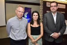 Marcos Lisboa, Zeina Latif e Delano Macêdo