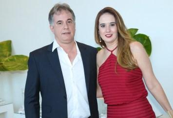 Marcos e Giselle Siqueira Campos