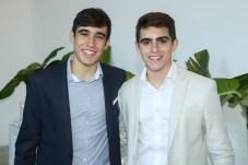Pedro e Gabriel Sanford