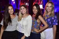 Vitoria Onofre, Raissa Miranda, Bruna Gomes e Hanna Estela