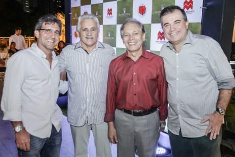 Adalberto Machado, Emanoel Capistrano, Otacilio Valente e Ricardo Bezerra (2)