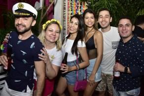 Alex Aguiar,Camile Pires, Rafaela Felix, Marilia Fazanha, André Almeida e Lucas Porto