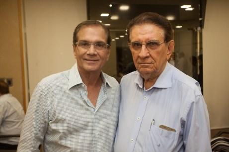 Beto Studart e Renato Aragão
