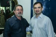 Claudio Ricardo e Valternilo Bezerra