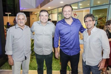 Emanoel Capistrano, Ricardo Bezerra, Adriano Nogueira e Adalberto Machado (2)