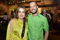 Isabel Pires e Paulo Ângelo