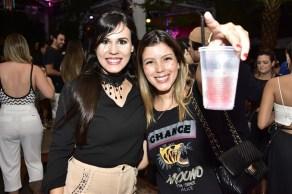 Natalia Magalhães e Marcela Romcy