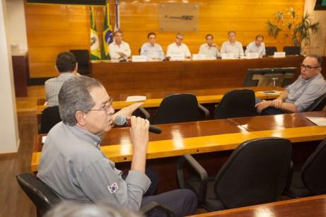 Reunião de Diretoria Plena FIEC-21