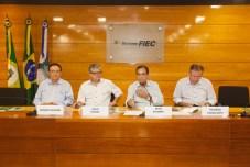 Reunião de Diretoria Plena FIEC-8