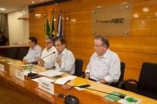 Reunião de Diretoria Plena FIEC-9