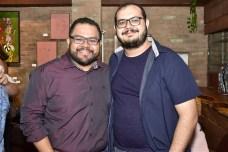 Ricardo Carneiro e Josué Lobo