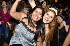Vanessa Lopes e Bia Aragão